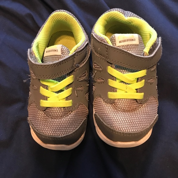 NIKE REVOLUTION 1 baby boy sneakers size 6 731b49ad6751